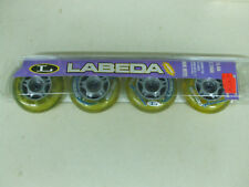 Labeda Mini Mites Skate Wheels 76Mm x 24Mm Youth Junior New Xtreme Fitness