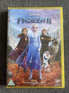 FROZEN 2 II (Disney 2019) NEW SEALED DVD