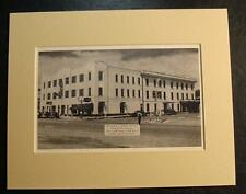 GENERAL TYLER HOTEL, WEST POINT, GA., Print