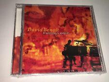 David Benoit CD Fuzzy Logic GRP Records 2002 NEW BMG CLUB ISSUE
