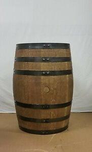 Whiskey Barrel White Oak-Sanded and Finished-FREE SHIPPING