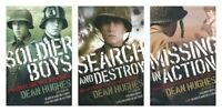 NEW The Dean Hughes Collection Set Soldier Boys Search Destroy Missing in Action