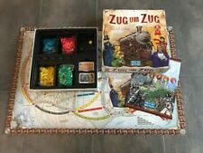 Brettspiel _ Zug um Zug Days of Wonder *Spiel des Jahres 2004*