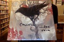 Calexico Garden Ruin LP sealed vinyl + mp3 download