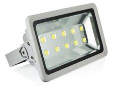 2pcs 500W Outdoor LED Flood Light 6500K Day White Parking Lot Square Waterproof