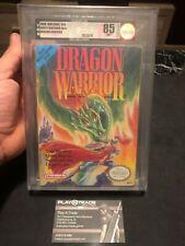 Dragon Warrior  Nintendo NES  New Sealed VGA 85 Near Mint+ ARCHIVAL FIRST PRINT