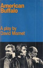 "DAVID MAMET ""American Buffalo"" (1978) SIGNED First Printing Author's FIRST BOOK"