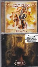 *NEW 2 CD LOT OF CHRISTIAN DEATH METAL LAMENT-THROUGH REFLECTION + HOLY BLOOD