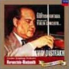 DAVID OISTRAKH-BRUCH:SCOTTISH FANTASIA.ETC.-JAPAN CD Ltd/Ed B50