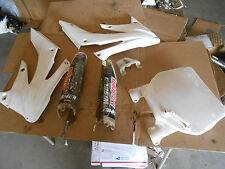 Honda CRF250R CRF250 CRF 250 250R 2006 plastic misc parts covers cover plastics
