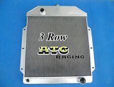 3 Rows Ford v8 Cars 1949 1950 1951 1952 1953 All Aluminum Radiator