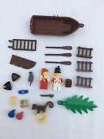 Vintage Lego soldires & pirates spare parts job lot