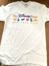 Nwot Disney Store Times Square Vintage Nyc New York City T Shirt Adult Med