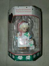 Precious Moments by Enesco 2001 Christmas Ornament Bright-Up Ornament