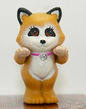 Vintage Littlest Pet Shop Pets Chirpy Tree Friends With Woodsy Home Raccoon Coon