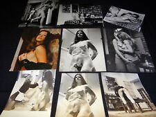 jean rollin TOUT LE MONDE IL EN A DEUX  photos presse argentique sexy vintage
