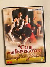 IL CLUB DEGLI IMPERATORI RARO DVD italia KEVIN KLINE - fuori catalogo