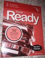 Florida Ready 3 Reading Teacher Guide Sampler