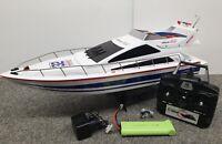 Amewi RC Rennboot, Speedboot  Yacht Atlantic 2,4GHz 73cm 26005