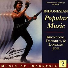 Various Artists - Music from Indonesia 2 / Various [New CD]