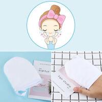 le nettoyage gant tissu microfibre facial visage serviette démaquillant
