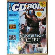 CD-ROM Magazine n°46 - Braveheart le jeu - Informatique - 01/08/1999