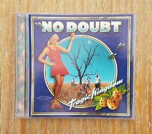 NO DOUBT - Tragic Kingdom CD [Australian Pressing] 1995