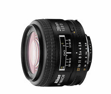 SLR Kamera-Objektive mit manuellem Fokus und Nikon F-Anschluss