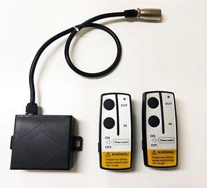 Warrior 24v Wireless Remote Control C/W 4 Pin Air Socket