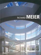 Richard Meier (Minimum Series), Claudia Conforti, Good, Hardcover