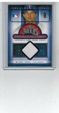 2005 FLEER CLASSIC CLIPPINGS MICHAEL YOUNG JERSEY RANGERS