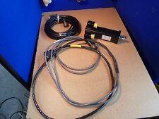 Mcg Ab23009 E1 Brushless Servo Motor 1562lb In 248a Nema With Cabling J 2