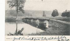 Homer NY * Tioughnioga Bridge ca. 1906 * Cortland Co.