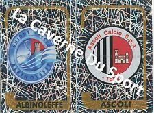 N°436 SCUDETTO # ITALIA ALBINOLEFFE ASCOLI CALCIO STICKER PANINI CALCIATORI 2004