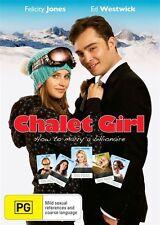 Chalet Girl (DVD, 2012) Brand New & Sealed - Region 4