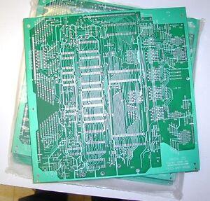 Bally Stern MPU DASH-35 brand new old stock bare circuit board 2518-35 2518-17