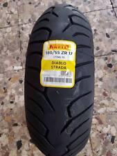 Pneumatico posteriore 180/55 R17 73W (REAR) Pirelli DIABLO STRADA DOT2016/2017
