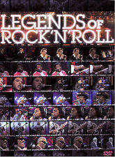 Legends of Rock 'N' Roll DVD, James Brown,Bo Diddley,Ray Charles,