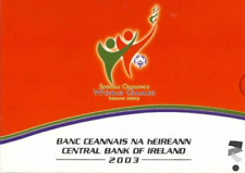 Ierland BU-set 2003 plus 5 Euromunt