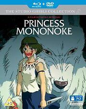 Princess Mononoke [Bluray] [DVD]