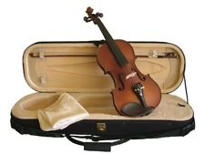 VIOLIN OUTFIT  4/4 FULL SIZE,  ONE PIECE FLAMED BACK (VL15-1)