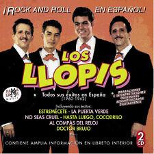LOS LLOPIS-1960-1962-2CD