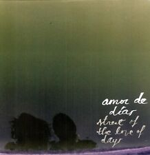 Amor de Días - Street of the Love of Days [New Vinyl]
