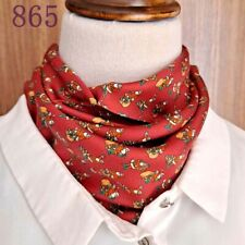 Sale New Mens Women Pure Genuine Mulberry Silk Satin Square Scarves Gift 65cm 65