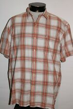 TIMBERLAND Mens XL X-Large Plaid Button-up shirt Combine ship Discount