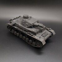 Painted 1/35 Scale Tamiya Panzer 3