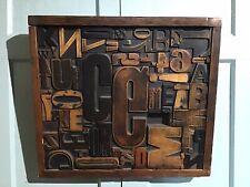 More details for vintage print blocks collage c1900