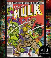 Incredible Hulk #282 VF- 7.5 (Marvel)
