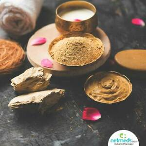 100% Pure Multani Mitti Facial Clay Fullers Earth Powder from India