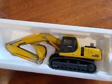 Goods Wave 1/43  Diecast Komatsu PC200 Avance Excavator New in Box